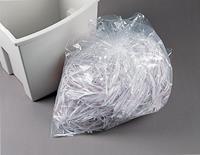 Opvangzakken voor papiervernietigers geschikt voor 1350/3250/3500 (pak 100 stuks)