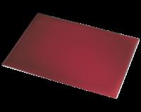 Rillstab Onderlegger  50x65cm donkerrood