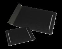 Rillstab Onderlegger  40x60cm leder zwart