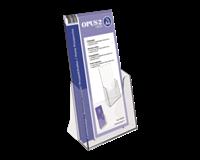 opus2 Folderhouder  1/3 A4 transparant