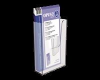 opus2 Folderhouder  wand 1/3 A4 transparant