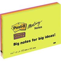 Post it Post-It® Meetingnoter in XXL-formaat