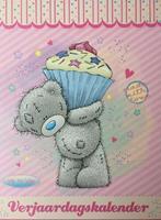 Lannoo Me to You Verjaardagskalender Roze