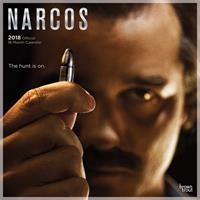 Narcos Kalender 2018 Browntrout