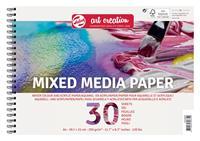 Van Gogh Mix Media papier 300 g/m² ft A4, blok met 30 vellen