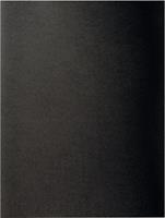 """Exacompta dossiermap Rock""""s 80, ft 22 x 31 cm, pak van 100 stuks, zwart"""