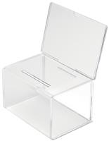 Deflecto ideëenbus met folderhouder, ft 15,2 x 10,2 cm