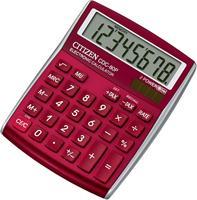 Citizen Allrounder bureaurekenmachine CDC-80, rood