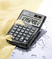 Citizenoffice Bureau rekenmachine waterafstotend en stofdicht