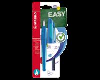 Stabilo EASYbuddy Vulpen M blauw op blister