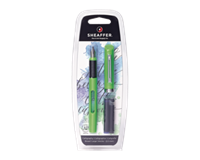 Sheaffer Kalligrafiepen  Viewpoint 2.0mm groen in blister