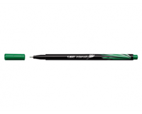 Bic balpen Intensity fine groen ds/12