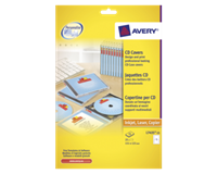 avery Cd inlegkaart  L7435-25