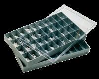 Complete letterdoos - Hoogte 12 mm
