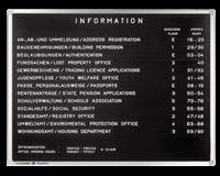 Premium - Informatiebord - 60 x 40 cm