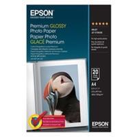 Epson Premium - fotopapier - 20 vel(len) (C13S041287)
