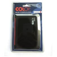 COLOP stempeldoos micro2 in blister 70x110mm - inkt rood
