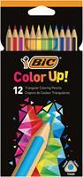 Kleurpotlood  Color Up 12 kleuren