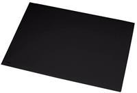 Onderlegger  40x53cm zwart