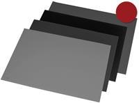 Onderlegger  50x65cm zwart