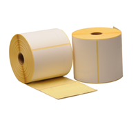 800273-105BIX compatible labels, Top, 76mm x 25mm, 2580