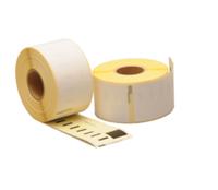 1976411 compatible labels, 54mm x 25mm, 160 etiketten, blanco
