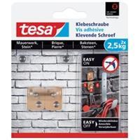 Tesa Klevende Schroef Rechthoekig voor Baksteen & Natuursteen