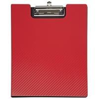 Maul Klembordmap flexx A4 rood