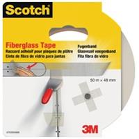 Scotch glasvezel voegenband, ft 48 mm x 50 m, blisterverpakking