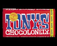 Tony'schocolonely Chocolade  reep 180gr melk