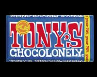 Tony'schocolonely Chocolade  reep 180gr puur