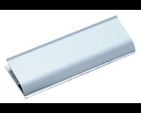 maul Klemlijst  11.3x4cm aluminium zelfklevend