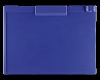 Office Klembord magnetisch A4 dwars blauw