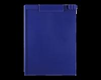 Office Magnetisch Klembord Staand - Blauw