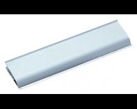maul paarpier- Klemlijst Alu, lgt. 15,6 , zelfkl, hgt.4cm, 1 cm, BL