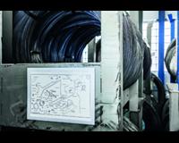 durable Duraframe  498523 magnetisch Plus A4 zilvergrijs