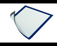 durable Duraframe  486907 magnetisch A4 blauw