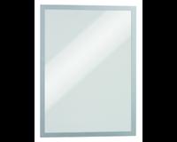 durable Duraframe  486823 magnetisch A3 zilvergrijs