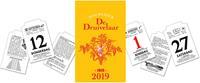 "Dagblokkalender ""De Druivelaar"", 2020"