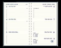 Agenda 2019 Ryam memoplan 7 staand Suprema assorti
