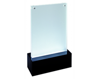 sigel Tafelstandaard  LED A6 116x195x45