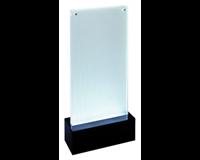 sigel SI-TA424 Tafelstandaard LED Verlicht DL 116x255x45