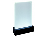 sigel Tafelstandaard  LED A5 150x250x45
