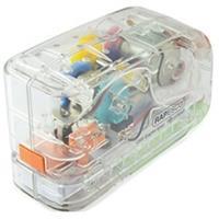Rapesco elektrische nietmachine 626EL, transparant