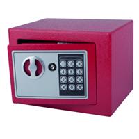 Pavo Kluis  mini 230x170x170mm elektronisch rood