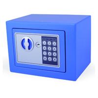 Pavo Kluis  mini 230x170x170mm elektronisch blauw