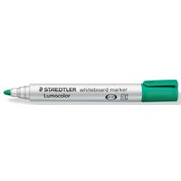 Viltstift  351 whiteboard rond groen 2mm
