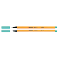 stabilo Fineliner  Point 88/51 turquoise blauw