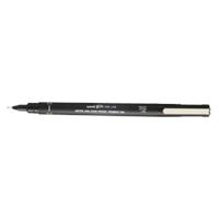 uni-ball Fineliner  Pin zwart 0,2mm