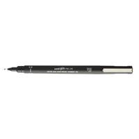 uni-ball Fineliner  Pin zwart 0,8mm
